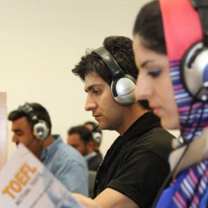 TOEFL for F1 Visa students