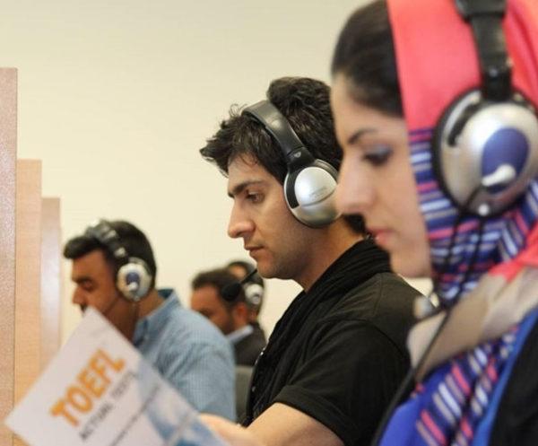 TOEFL for F1 Visa students
