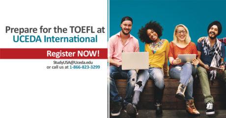 TOEFL Test practice - UCEDA International