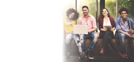 F1 Visa International Students Connect Remotely
