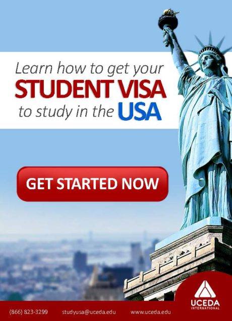Study English in the United States - UCEDA International