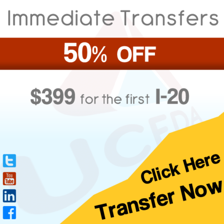 Transfer to UCEDA