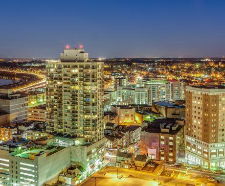 New Brunswick downtown